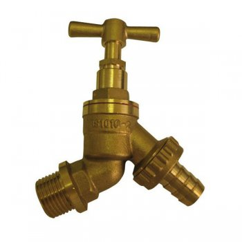 "Bibtap1/2"" Male thread Suitable for 1/2"" Hose"