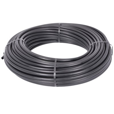 20mm Black Water Pipe LDPE (4Bar)