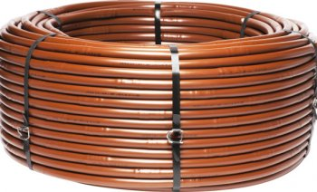 GardenLine Pressure Compensated Drip Pipe 30cm Spacing 2.2 LPH
