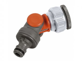 Gardena Angled Tap Connector 2999