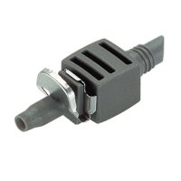 "Supply Pipe Straight Connector (3/16"") 4.6mm (pack10) 8337"