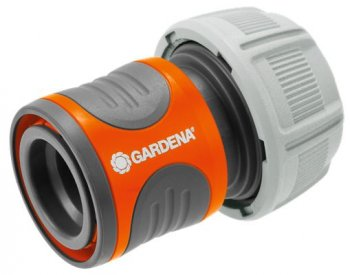 "Gardena Standard Hose Connector for 19mm (3/4"") Hose"