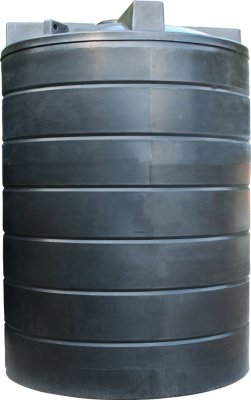 15,000 Litre Water Tank Height 290 cm Diameter 270 cm