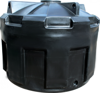 5000 Litre Heavy Duty Water Storage Tank Height 167 cm Diameter 210 cm
