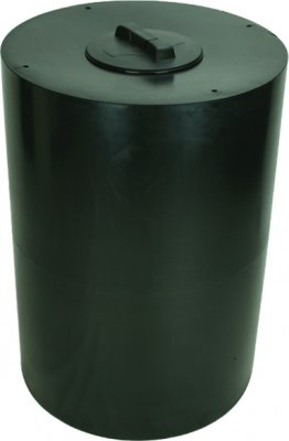 150 Litre Round Water Tank Height 99cm Diameter 45Cm