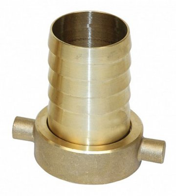 Brass Hose Tail 1/2 inch with 1/2 inch Female Thread