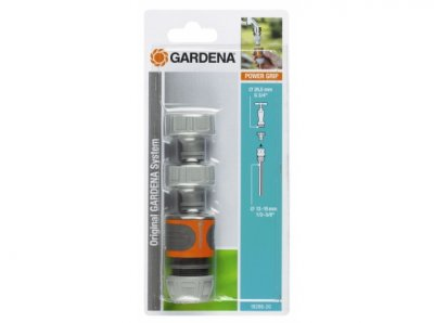 Gardena Connection Set Tap To Hose