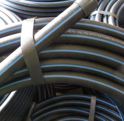 20mm MDPE Black Water Pipe 50 Metres