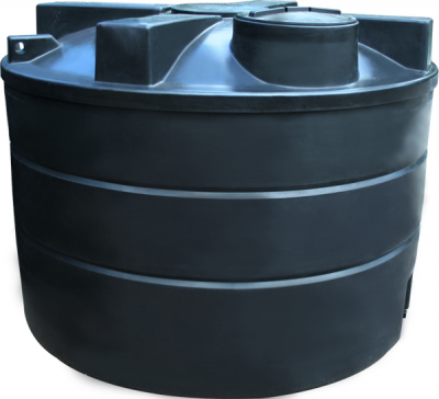 10,000 Litre Water Tank Height 196 cm Diameter 270 cm