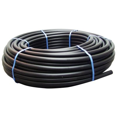 25 mm LDPE 4 Bar Rated Water Pipe 100 Metres