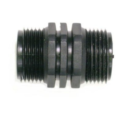 "Threaded Nipple 1/2"" x 1/2"" BSP Thread"