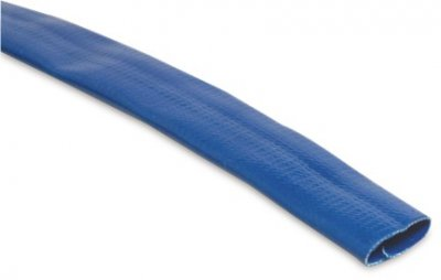 Hydro S Layflat Hose Pipe 25mm I/D Length 25 Metres