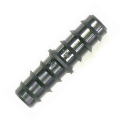 Barbed Straight Connector 16mm