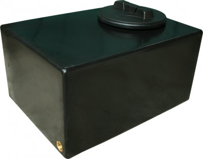Rectangular Water Tank 75 Litres H31xW44xL60