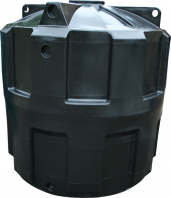 7000 Litre Heavy Duty Water Tank Height 220 cm Diameter 215 cm