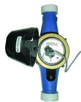 "Arad Water Meter With Electronic Pulse Output 11/2"" BSP"