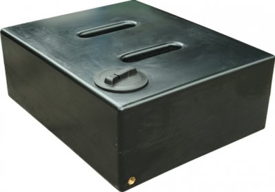 Low Level Water Tank 500 Litres H46 cm X W 101cm X L 125cm