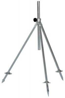 "Tripod Riser 3/4"" Male Fittings"