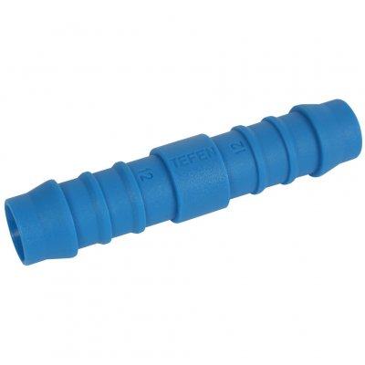 Bleu Nylon 66 Tefen Nylon Tuyau Connecteur Réducteur 19MM-16MM PJ219 Qté 5