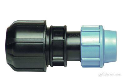 Unidelta Transition Coupling 25mm - 15/22 mm
