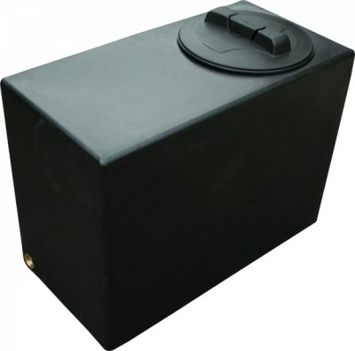 Rectangular Water Tank 75 Litres H41xW31xL60