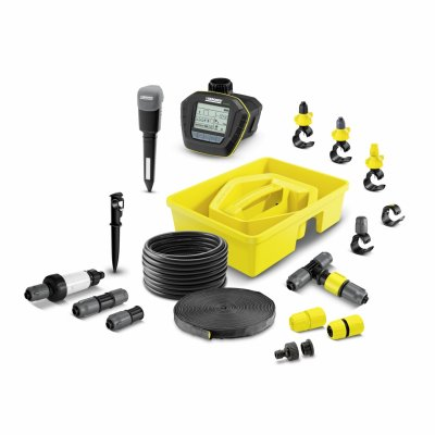 Karcher Premium Irrigation Set Includes Timer and Wireless Moisture Sensor