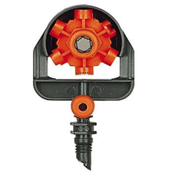 6 Pattern Spray Nozzle 1396 (Pack 2)