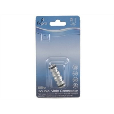 Flopro 70300176 Elite Double Male Connector 12.5mm 1/2in