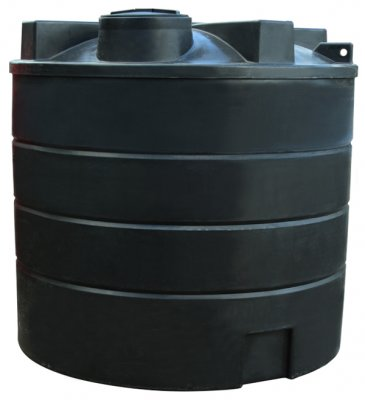 13,000 Litre Water Tank Height 285 cm Diameter 270 cm
