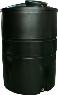3000 Litre Water Tank Height 210 cm Diameter 142cm