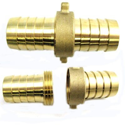 "Hose Repair Coupling For 1/2"" Hose"
