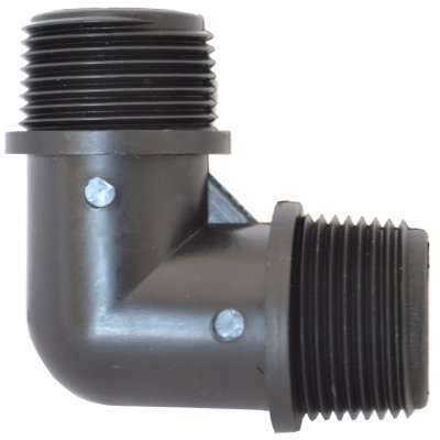"Threaded Elbow 3/4""Male - 3/4"" Male"