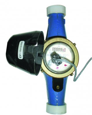 "Arad Water Meter With Electronic Pulse Output 1/2"" BSP"