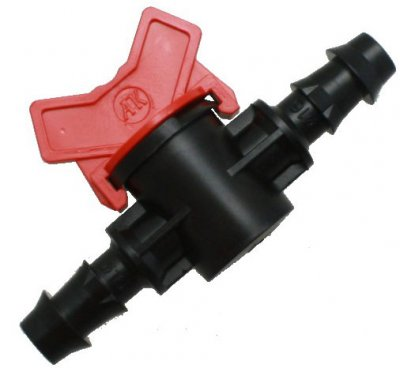 Barbed 20mm Control Valve