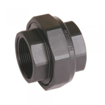 "Hansen Threaded Union 2"" BSP - 2"" BSP"
