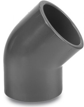 "Imperial PVC 45 Elbow 11/4"" X 11/4"""