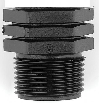 "Threaded Bush 3/4""M - 1/2""F"