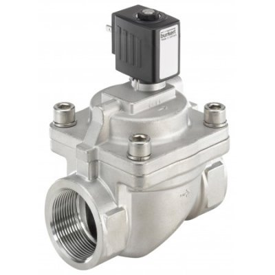"11/4"" Stainless Steel Solenoid Valve 0-10 Bar 2/2 Normally Closed"