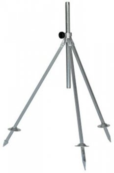 "Tripod Riser 1"" Male Fittings"