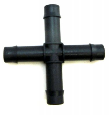 Push Fit Cross 16mm
