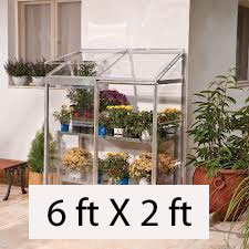Greenhouse Drip Watering Kit 6ft X 2ft