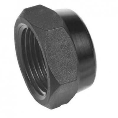 "Hansen Threaded Cap 1/2"" BSP Female Thread"