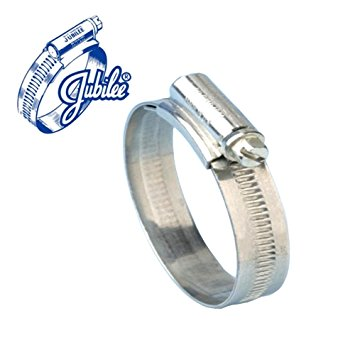 Genuine Jubilee Clips Mild Steel Zinc Plated