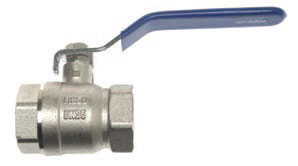 "Lever Valve 11/2"" Female thread"