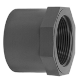 PVC Threaded Reducing Bush 75mm X 11/2""