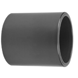 PVC Equal Socket 16 Bar 75mm