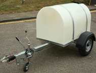 1000 Litre Water Bowser Suitable For Highway Use